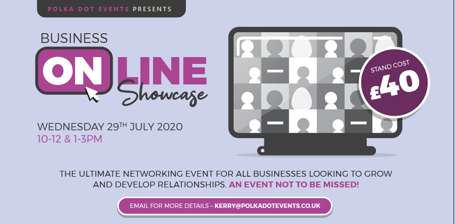 ON Line Showcase 29th July 2020